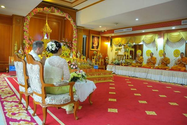 Boda Thailandesa